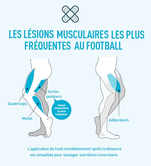 Lesions musculaires